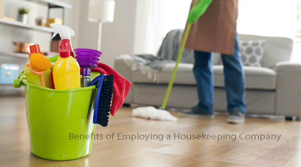 Benefits of Employing a Housekeeping Company