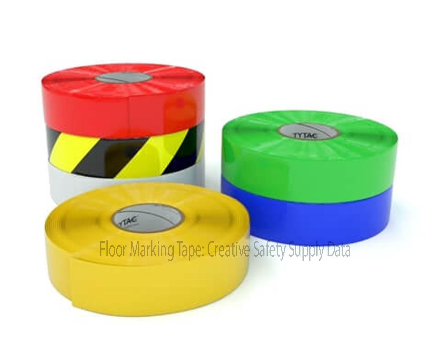 Floor Marking Tape: Creative Safety Supply Data