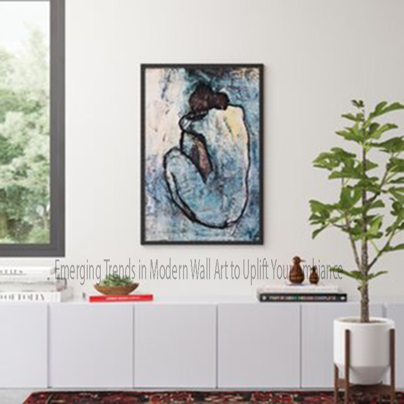 Emerging Trends in Modern Wall Art to Uplift Your Ambiance
