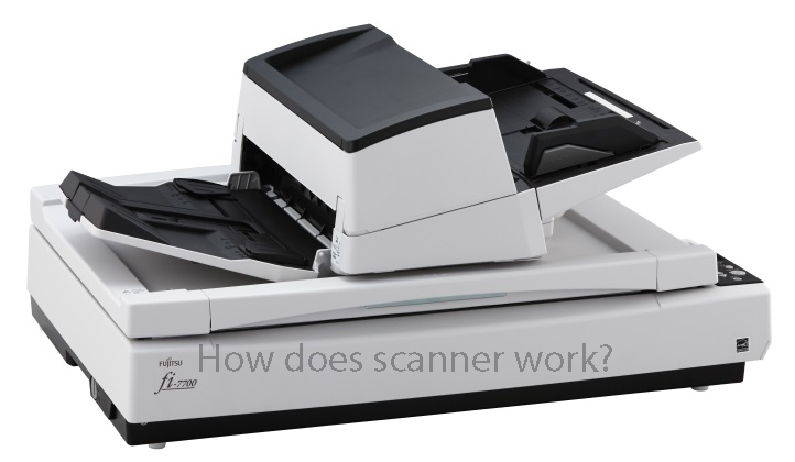 How does scanner work?