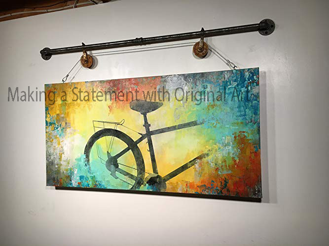 Making a Statement with Original Art