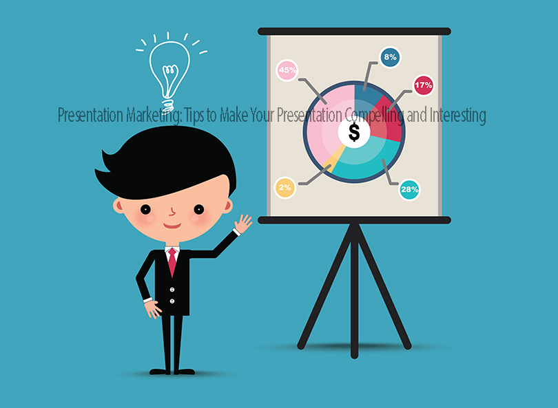 Presentation Marketing: Tips to Make Your Presentation Compelling and Interesting