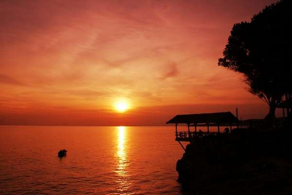 Sunset Tanjung Bira